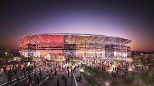 los estadios más grandes del mundo y el nuevo estadio del Barcelona